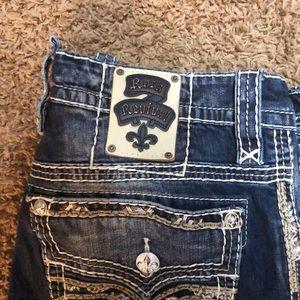 Rock Revival Rahm Boot Men's Jeans